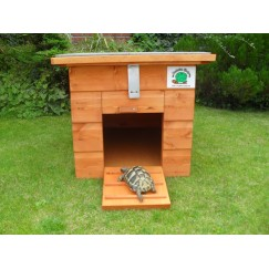 Outdoor Tortoise Shelter