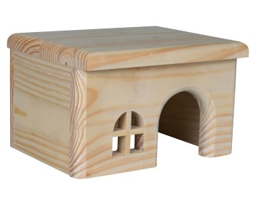 Trixie Wooden House Small