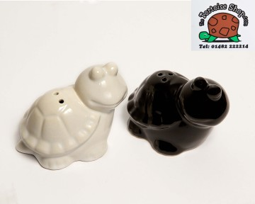 Tortoise Salt and Pepper Pots DISCONTINUED