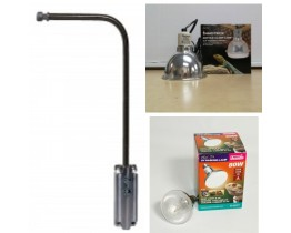 Arcadia/The Tortoise Shop D3 UV/Basking 80 Watt Lighting Set