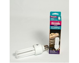 Arcadia 10% / Reptile Systems 12% UVB/A Compact Bulb