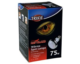 Trixie Basking Spot Lamp 75w (must be accompanied by a UV lamp)