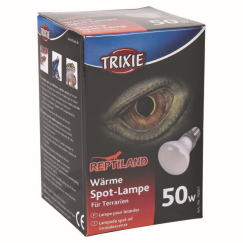 Trixie Basking Spot Lamp 50w (must be accompanied by a UV lamp)