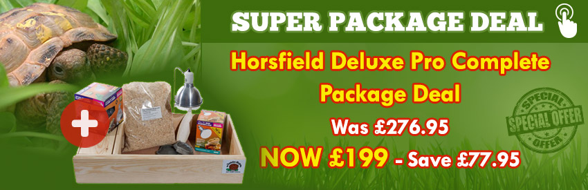 The Horsfields & deluxe pro £199
